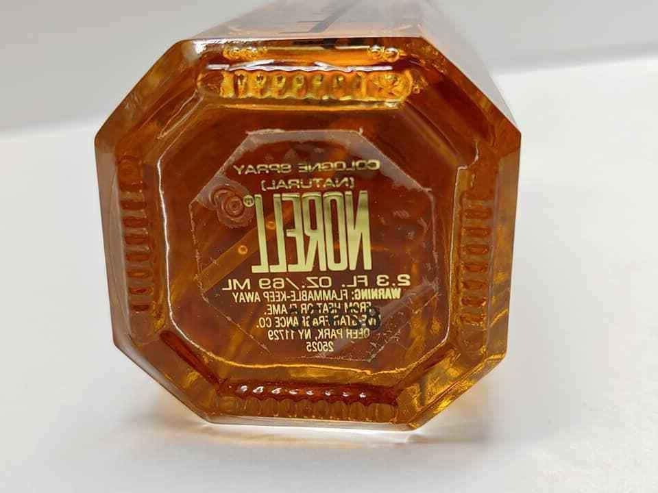 NEW Norell Fragrances Fl Oz 69 Ml Eau Cologne Natural NIB