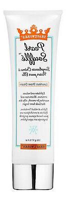 Shaveworks Pearl Soufflé Shave Cream, 5.3 oz.