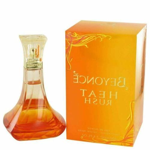 perfume beyonce heat rush by beyonce eau