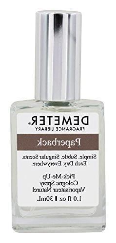 Demeter Fragrance - Pick Me Up Cologne Spray Paperback - 1 f