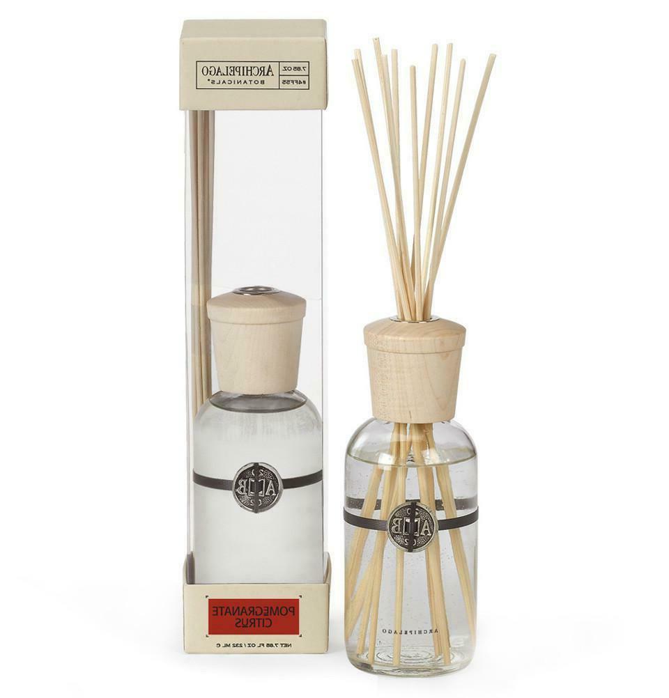 nib fragrance reed diffuser pomegranate citrus 8