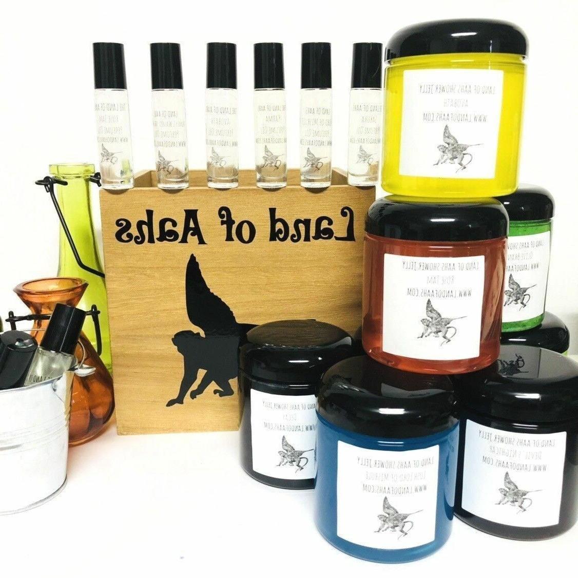 Perfume Fragrance on Oil Bottle Honey Scent