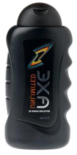 AXE Revitalizing Shower Gel, Unlimited, 12 Ounces