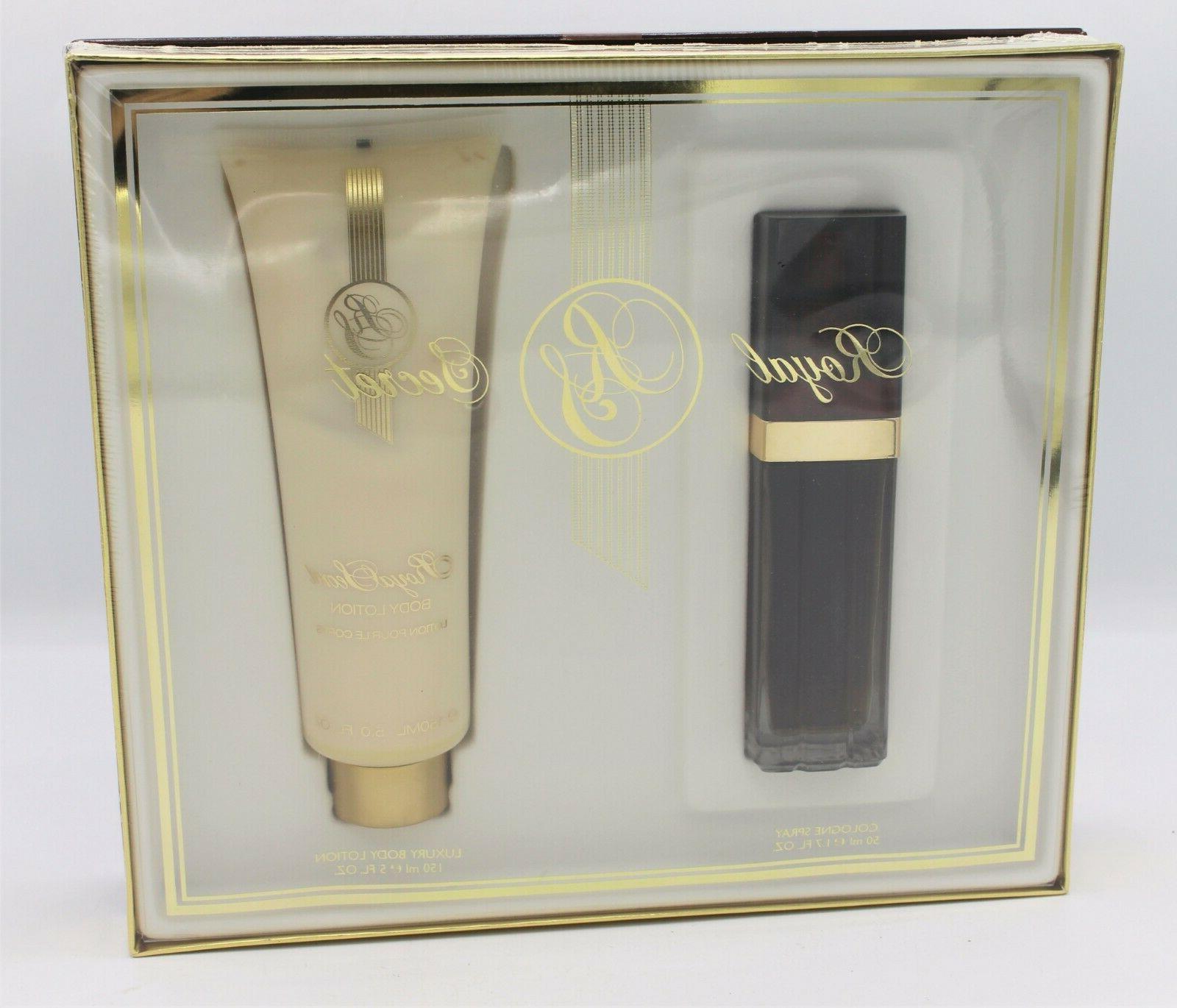 royal secret five star fragrance gift set