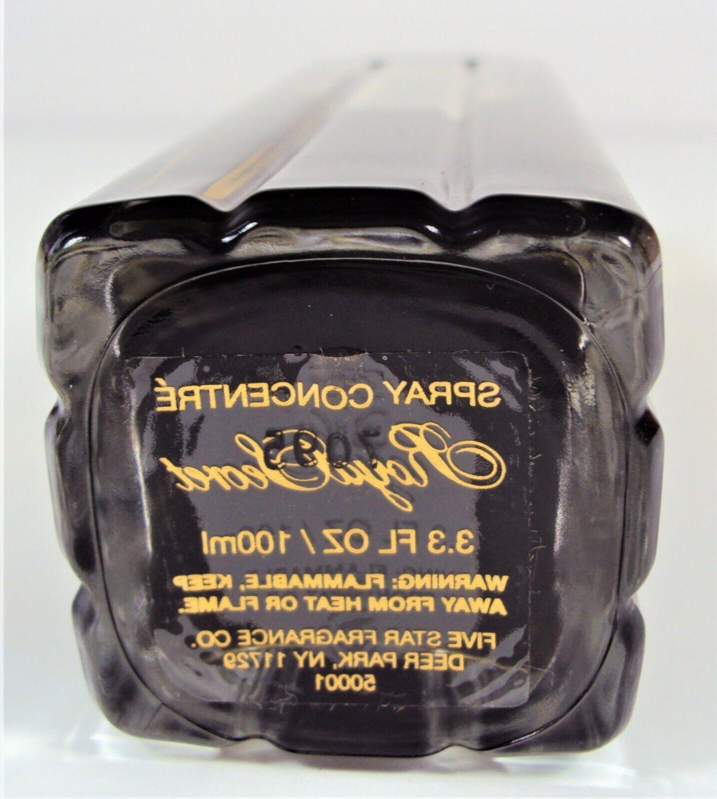 Five Star Fragrance Secret Perfume Concentre 3.3 Spray
