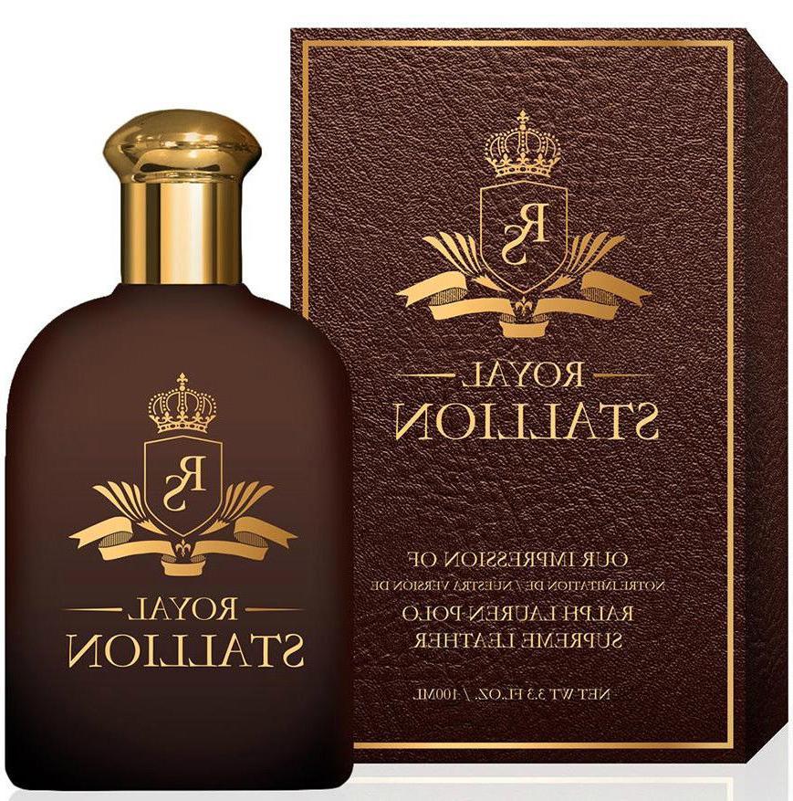 royal stallion impression r lauren polo supreme leather