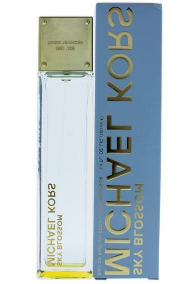 Michael Kors Sky Blossom Eau de Parfum Spray 3.3 3.4 oz spra