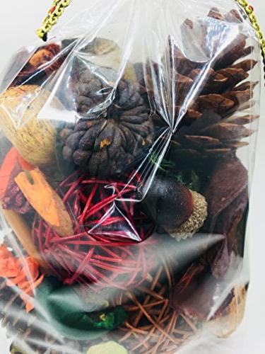 spicy chestnut potpourri base filler