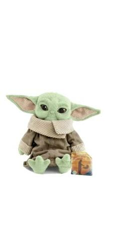 Star Wars The Child Baby Yoda Scentsy Buddy with The Mandalo