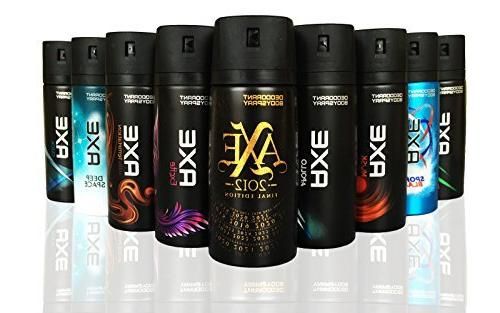 AXE Twist Aerosol Deodorant Bodyspray 4 oz