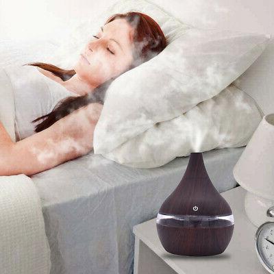 Diffuser Purifier Aromatherapy