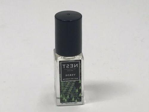 verde eau de parfum 3ml rollerball new