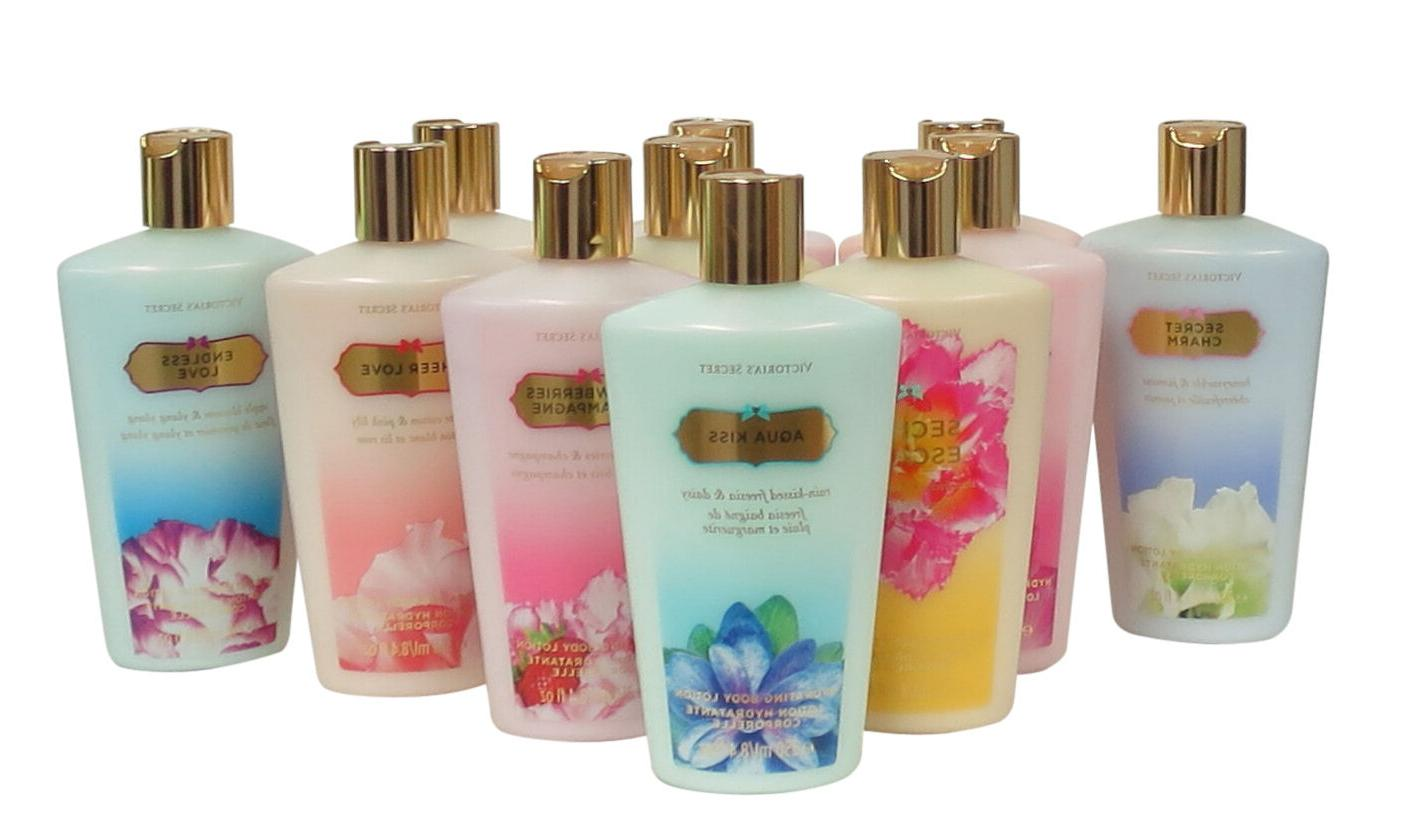 Victoria's Secret Hydrating Body Lotion 8.4 oz Choose Your F