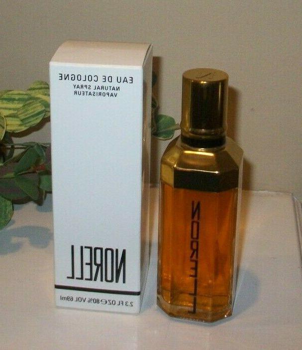 Vintage NORELL Star Fragrance Women's Eau De 2.3