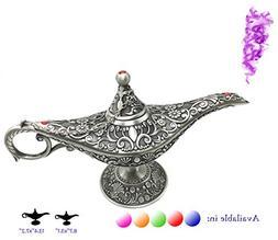ZeeMoe Legend Aladdin Magic Genie Light Lamp Pot Classic Col