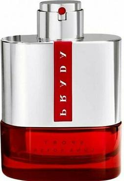 Prada Luna Rossa Sport 100Ml 3.4 Fl.Oz Eau De Toilette Spray