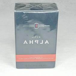 Avon Men's ALPHA Eau de Toilette Spray & Hair & Body Wash 2