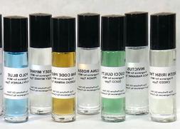 Men's Designer Type Premium Cologne Perfume Body Oil You Pic