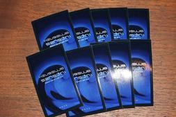 Avon Men's Fragrance Samples - Set of 10 - BlueRush Intense