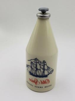 Men's Fragrance Vintage 1950's Old Spice Aftershave 4.75 oz
