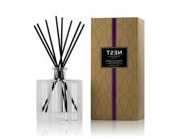 NEST Fragrances Moroccan Amber Reed Diffuser, 5.9 oz - FREE