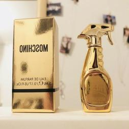 Moschino Gold Fresh Couture Mini Perfume Fragrance Splash Da