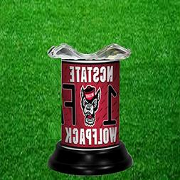 NC STATE WOLFPACK NCAA TART WARMER - FRAGRANCE LAMP - BY TAG