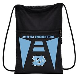 NCAA North Carolina Tar Heels Sports Fan Backpacks, black, O