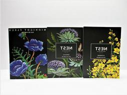 Nest Citrine,  Indigo, Midnight Fleur Eau de Parfum Sample S
