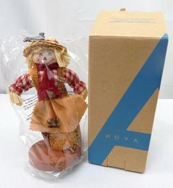 NEW Avon Home Fragrance Collection Mr.Scarecrow PUMPKIN PIE