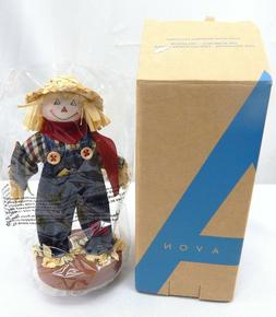 NEW Avon Home Fragrance Collection Mrs.Scarecrow HOT APPLE P
