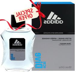New Men's Adidas ICE DIVE Edition After Shave 3.4 Fl Oz SEAL