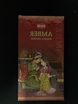 NEW PRODUCT!!  HEM MASALA INCENSE STICKS Choose The Scent an