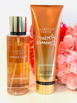 NEW! Victoria's Secret AMBER ROMANCE Body Fragrance MIST or