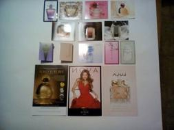 Avon  NEW  Women's Fragrance Samples Lot of 22 Some Disconti