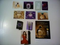 Avon  NEW  Women's Fragrance Samples Lot of 14 Some Disconti