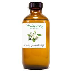 8 fl oz Night Blooming Jasmine Fragrance Oil  - GreenHealth