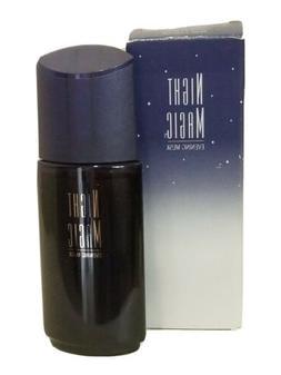 AVON NIGHT MAGIC Evening Musk COLOGNE Spray 1.7 fl oz/50mL-