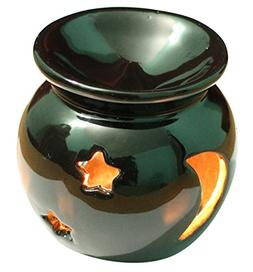 AB Handicrafts Ceramic - Essential Oil Burner, Perfect Handm