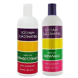 Magick Botanicals Oil Free and Fragrance Free Shampoo & Cond