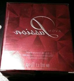 Avon Passion Perfume DISCONTINUED NIB unopened