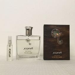 Fragrances of Ireland Patrick - 10ml SAMPLE in Glass Atomize