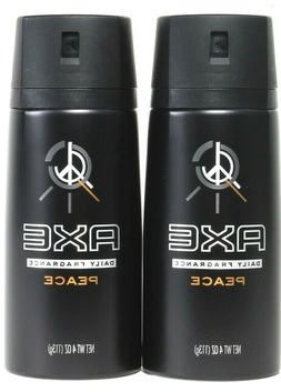 Axe Peace Body Spray, 4 Ounce