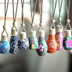 Polytree Polymer Clay Hanging Perfume Fragrance Bottle Refil