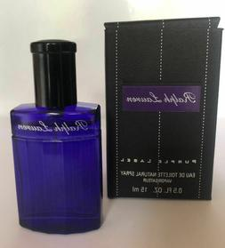Ralph Lauren PURPLE LABEL Men's Cologne Eau De Toilette Spra
