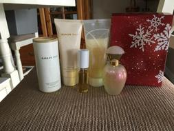 rare pearls 5 piece gift set new