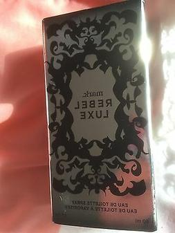 REBEL LUXE Eau De Toilette Spray Avon mark. Fragrances Disco