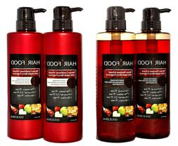 Hair Food Renew Shampoo AND/OR Conditioner Apple Berry Fragr