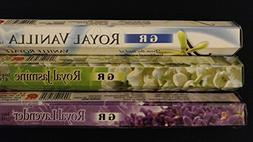 Inspire Dream Play ROYAL Jasmine Lavender Vanilla 60 GR Ince