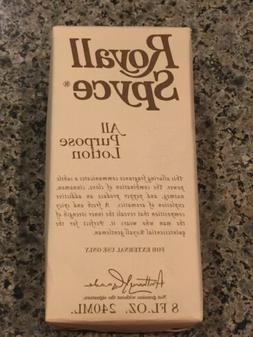 Royall Spyce by Royall Fragrances 8 oz Aftershave Lotion for